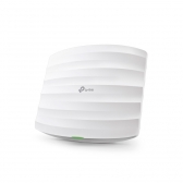 Access Point  Tp-Link Wireless Dual Band Ac 1750 Mbps Gigabit Omada Montavel Em Teto  Eap245