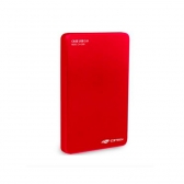 Case Para Hd 2,5`` Usb 3.0 Ch-300 Rd C3Tech