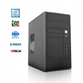 Computador Compusonic 3Yw Powered By Asus (I3 9100 / Asu H310 / 4Gb Ddr4 / Ssd 128Gb M.2 / 300W)