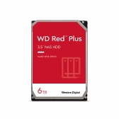 Hd Interno 6Tb Western Digital Red Sataiii 256Mb Wd60Efax