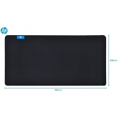 Mouse Pad Gamer Mp7035 Grande 70Cm X 35Cm Preto Hp Gamer