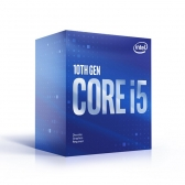 Processador Intel Core I5-10400F Comet Lake 2.90 Ghz (Up To 4.30 Ghz) 12Mb - Bx8070110400F - Sem Video On Board